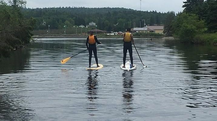 SUP Flatwater Skills Course