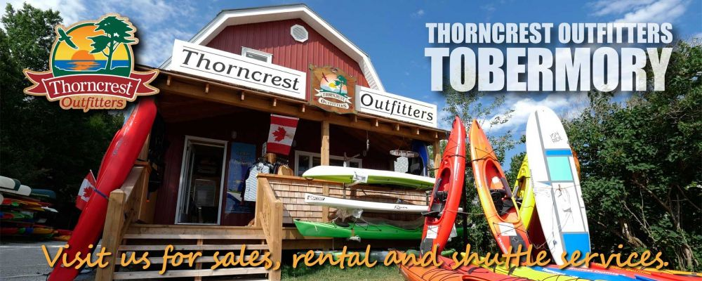 Thorncrest Outfitters Tobermory Location