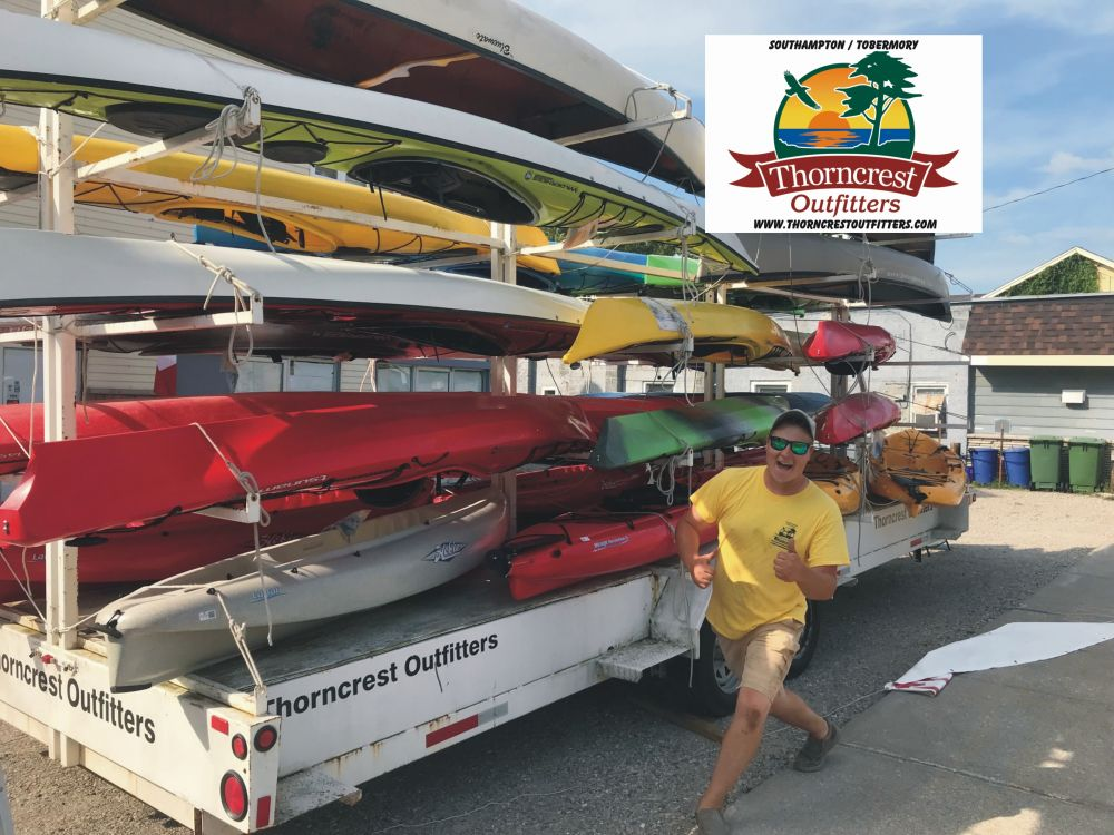 Annual Canoe and Kayak Sell Off