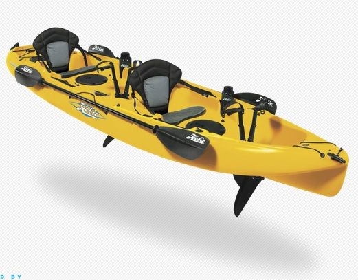 New Discounted Hobie Outfitter 2014 NEW PRICE