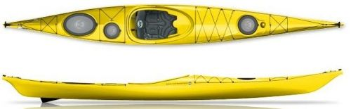 Zephyr 160 Sea Kayak - scratch and dent